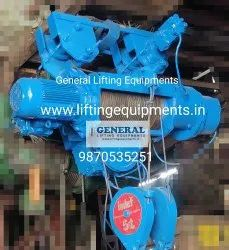 Used Electric Wirerope Hoist