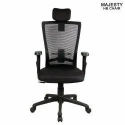 Polyester Revolving Office Chair in gorakhpur