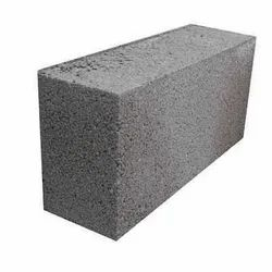 Rough Rectangular Concrete Blocks, For Side Walls, Size: 16x8x6