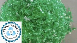 Recycled PET Bottle Flakes G 2