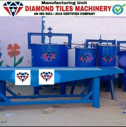 TILE HARDENER CHEMICAL MACHINE
