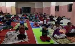 7 Days Program Unisex Yoga Training Camp For Student