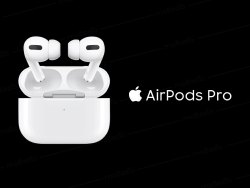 Apple White Airpords Pro True Wireless Headset