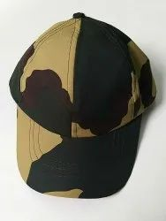 BSF Camouflage Army Cap