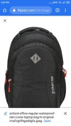 Skybags Polyester Backpack Bag
