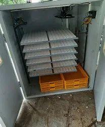TM&W- Industrial Incubator Or Hatcher of 1032 Eggs capacity