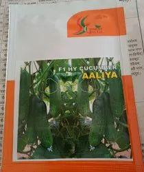 Hybrid Cucumber (Kheera) Seeds, Packaging Type: Packet, Packaging Size: 25 Gm