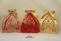 Paper Chocolate Boxes, For Food, Box Capacity: 100Gms-500gms