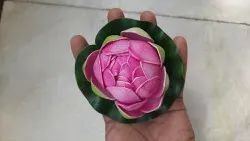 Colorful Artificial Floating Lotus Flower