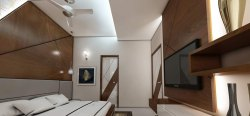 Complete Home Interior, Work Provided: Wood Work & Furniture