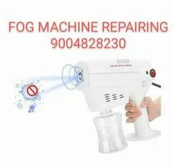 Electricity Repairing Of Plastic Fog Machine / Fogger