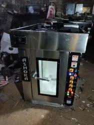 Rotery Rack Oven 12 Tray Capacity.