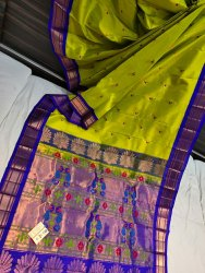 Printed Casual Wear Pure Silk Saree, 6.3 m (with blouse piece)