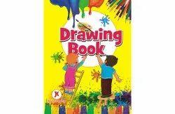 Yellow Drawing Book - B