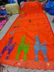 Handloom Cotton Silk Weaving Jamdani Sarees