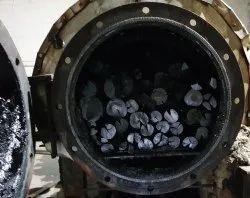 Wood Pyrolysis Plant / Charcoal Making Furnace