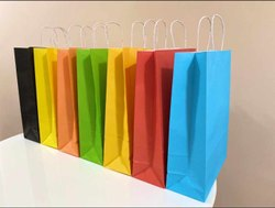 Handled Shopping Paper Bag