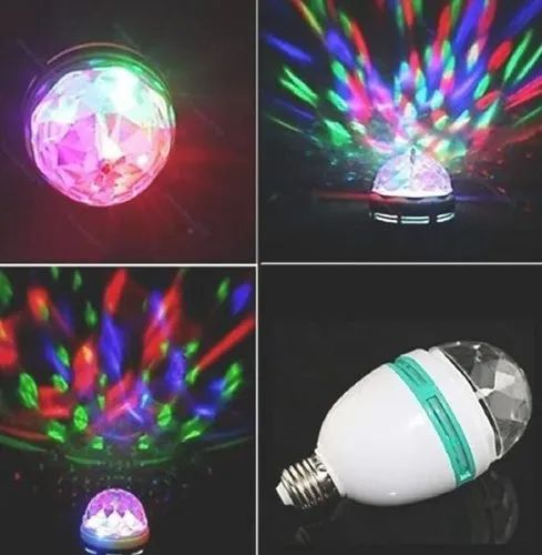 Global 1 360 Degree Rotating Lotus Led Lamp Diwali Decoration, For Home, Under 10V