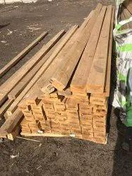 raw pine wood