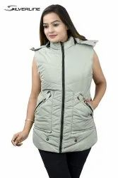 Silver line Imported Half Sleeve Jackets, Size: Free size