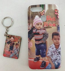 1 Plastic Sublimation Mobile Back Hard Cover Printing Service, in Pan India