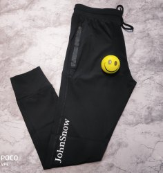 39-41 Sports Wear Johnsnow 4way Lycra Lower Pyjama, Type Of Industry Business: Black And Navy Blue Colour, Size: L XL XXL