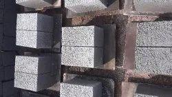 Rectangular Cement Concrete Solid Block