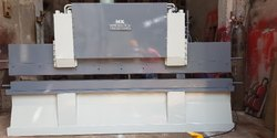 Sheet banding hydrualic press