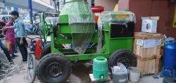 Cement Concrete Mixer Machine