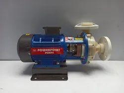 1 HP Chemical Pump