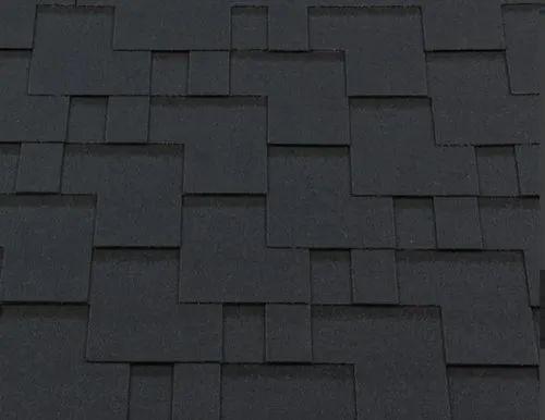 Modern (L pattern) Asphalt Rock granules Roofshield Roofing Shingles, Model  Name/Number: PM-28_Premium_Modern, Rs 115 /square feet   ID: 22590287988