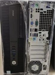 HP branded i3 6th Generation CPU, For Office, Memory Size: 4gb Ddr4 Ram 500gb Hdd