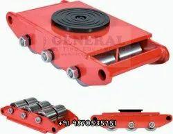 Red Machine Shifting Trolley
