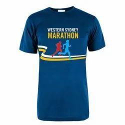 Printed Marathon T Shirt