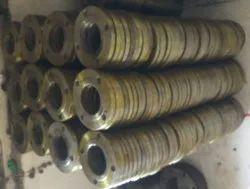 Mild Steel Industrial Flanges