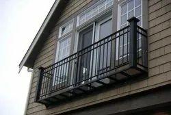 Standard balcony grills