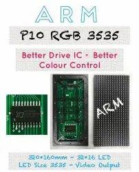 P10 Rgb 3535  Outdoor Module full range