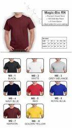 Above 18 Unisex Round Neck T Shirt