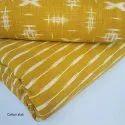 Ikkat Printed Fabric