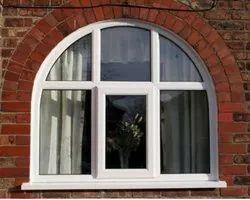 Upvc Arch Windows