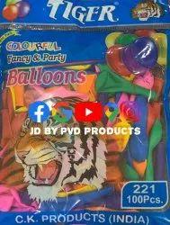 CK Tiger No. 221 Balloon