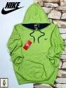 Green Hooded T-Shirts