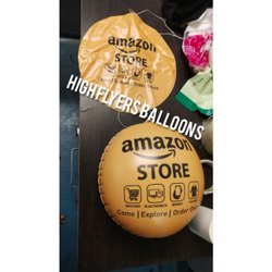 (Amazon) Customize Round Shape Danglers