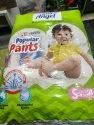 Cotton Disposable Baby Diapers, Age Group: Newly Born