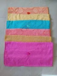 8+ colors Solid Embroidery Towels, Size: 30*60 Inches