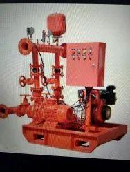 Engine Driven Split Case Pump Set