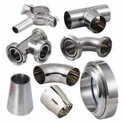 Dairy Fittings Stainless Steel