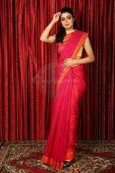Sequence Resham Silk Handloom Sarees