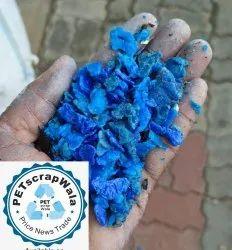 HDPE Drum Scrap Grinding