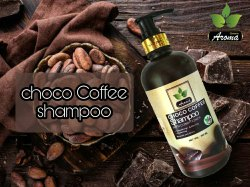 Green Aroma Choco Coffee Shampoo With Conditioner